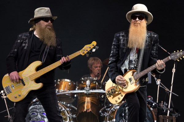Billy Gibbons Has 'Great Confidence' in New ZZ Top Album