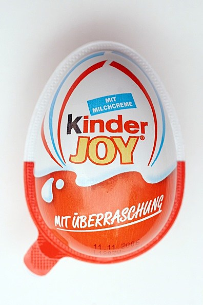 Kinder Egg Illegal Previously Illegal Candy To Be Sold On Black Friday