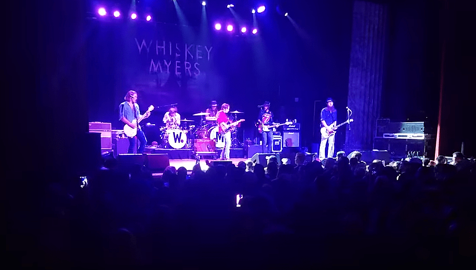Whiskey Glasses Myer Whiskey Myers John Jeffers Takes Over Lead Vocals On B Tch