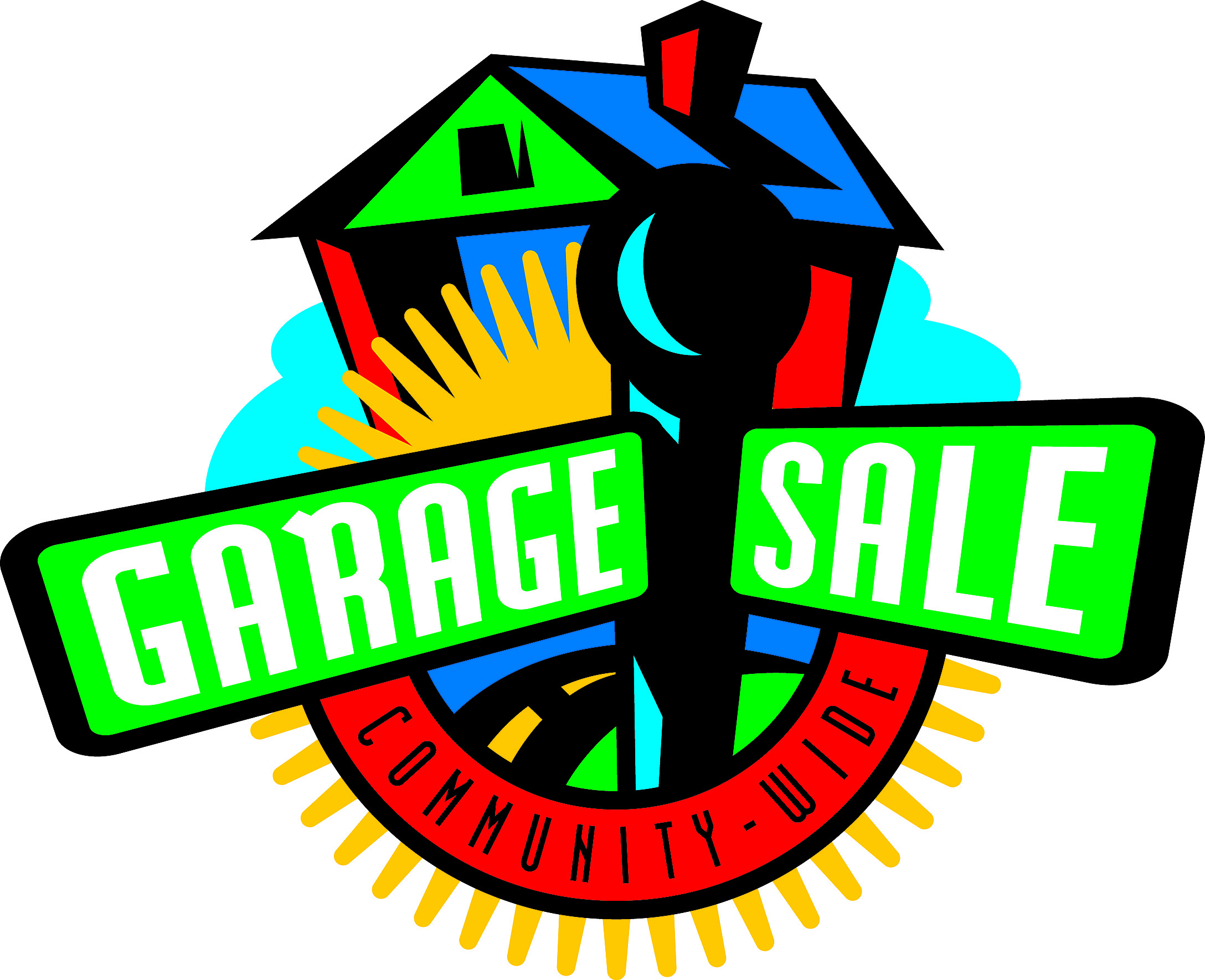 Garage Sale Price Stickers Dupaco Cedar Rapids Community Wide Garage Sale