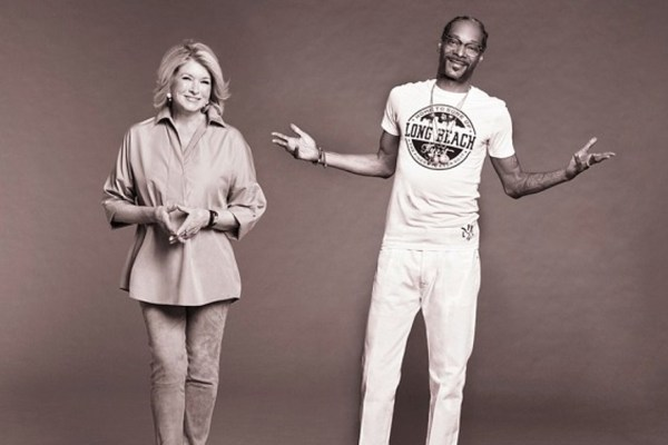 Snoop Dogg And Martha Stewart Are Launching A Cooking Show