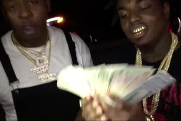 Da Baby Up The Street Kodak Black And Blac Youngsta Flex With A Ton Of Cash Xxl