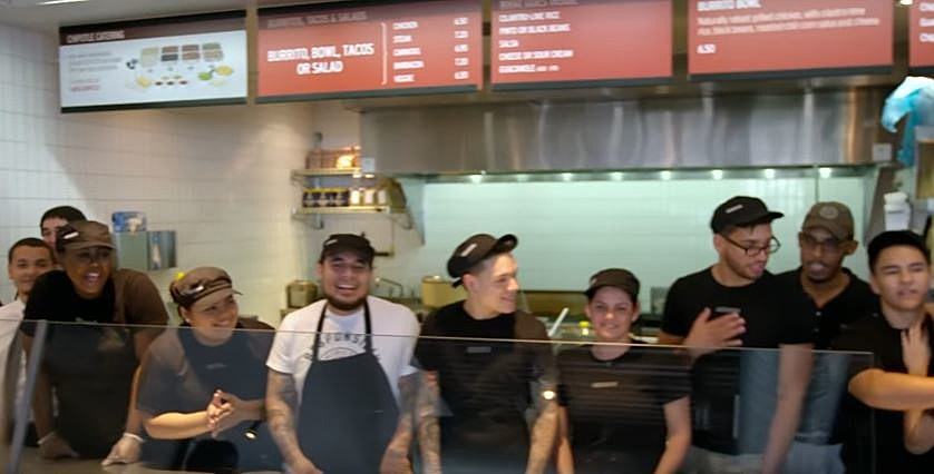 How to Get a Job at the New Westnedge Ave Chipotle in Portage