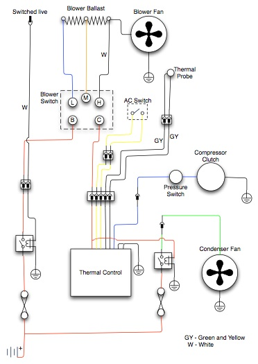 Defender 110 Wiring Diagram Wiring Diagram