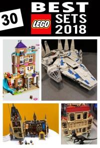 Best Lego Sets 2018   toy buzz