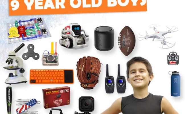 Best Toys And Gifts For 9 Year Old Boys Toy Buzz