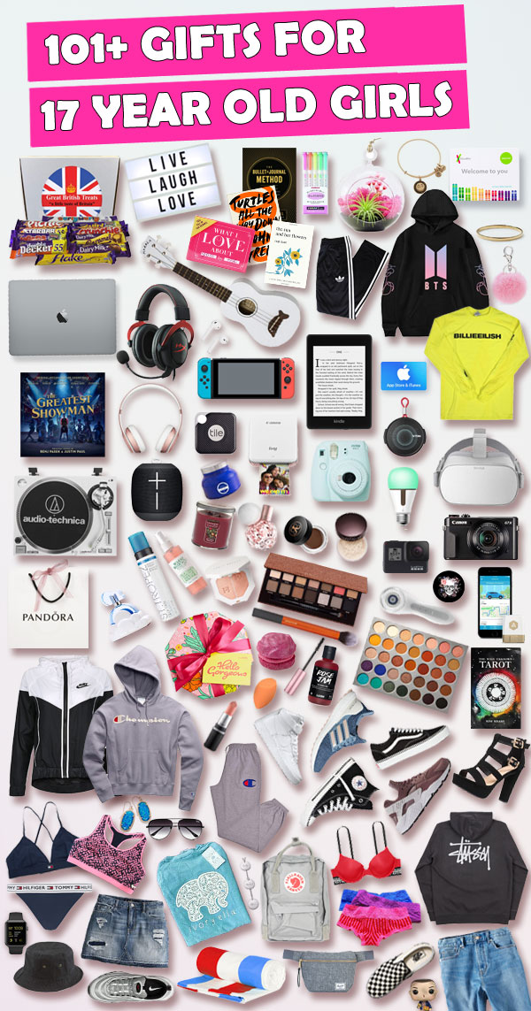 Gifts for 17 Year Old Girls Don\u0027t Break the Bank - Best Gifts for