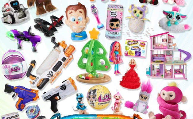 Top Toys For Christmas 2019 Toy Buzz List Of Best Toys