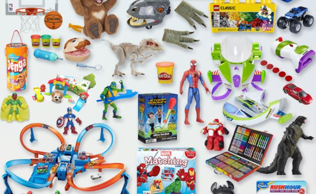Gifts For 5 Year Old Boys Best Toys For 2019
