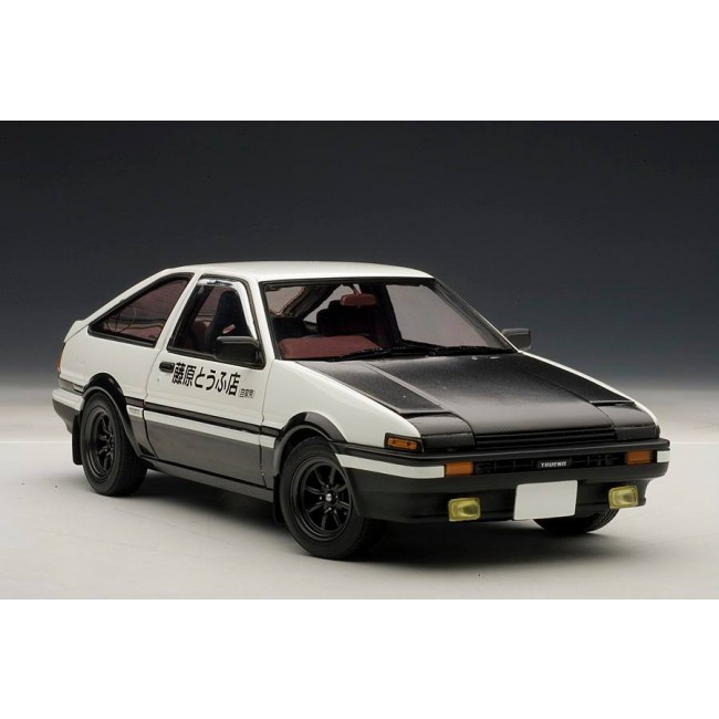 Diecast Vehicles Toys Autoart 1:18 Scale Toyota Sprinter Trueno (ae86) Initial D