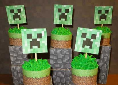 Top 24 Minecraft Paper Sets for Mine-crafty Fun - Toy Notes