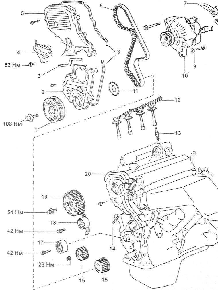 MAZDA Z5 MANUAL - Auto Electrical Wiring Diagram