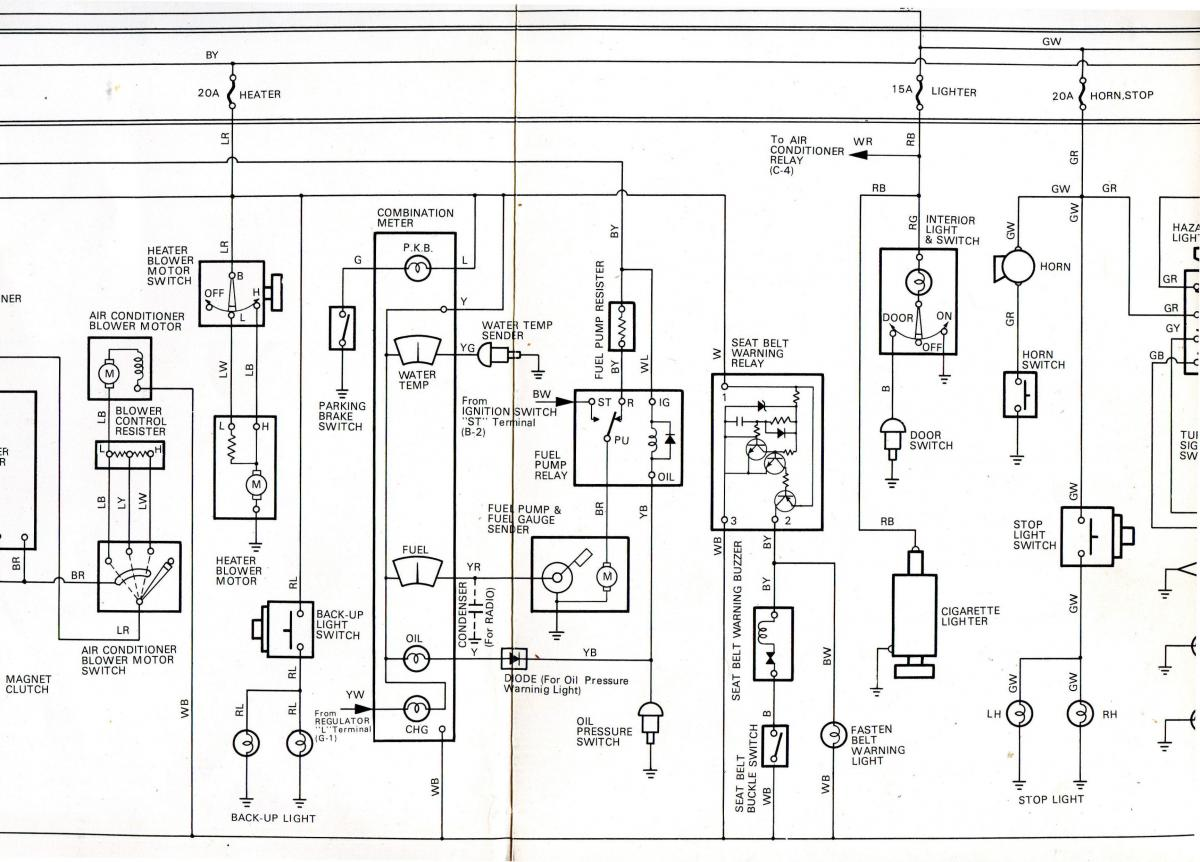 chinook motorhome wiring diagram for