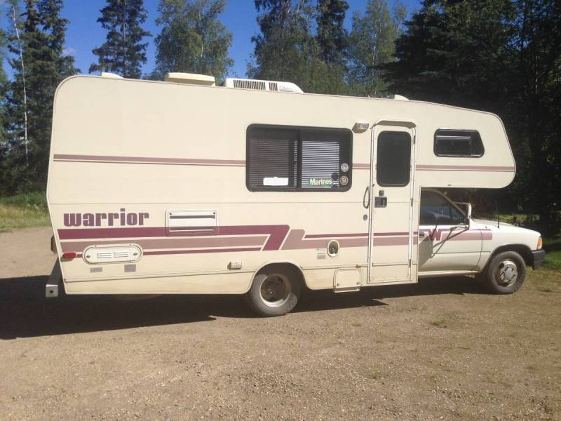Large Of Toyota Motorhome For Sale