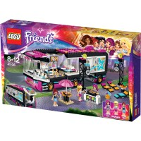 Lego Friends Pop Star Tour Bus 41106 NEW | eBay