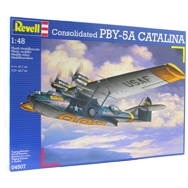 Chicco Baby Products Kit Revell 04507 Consolidated Pby 5a Catalina Scale 1 48
