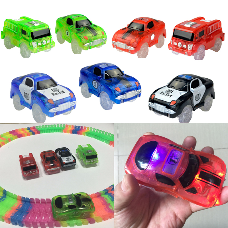 Toy Diggers Toys R Us Led Light Up Car With Glow Tracks Electronics Toys Ferry