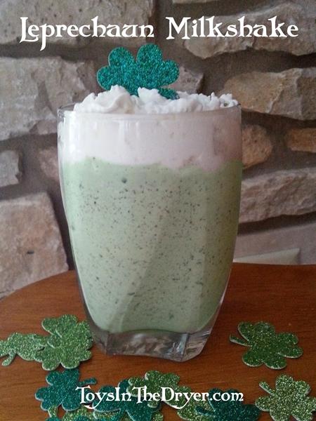 Leprechaun or Shamrock Shake
