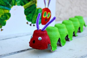 The Very Hungry Caterpillar, The Very Hungry Caterpillar Crafts, Rusty and Rosy Blog