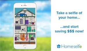 Save Money with the HomeSelfe App and win $250!