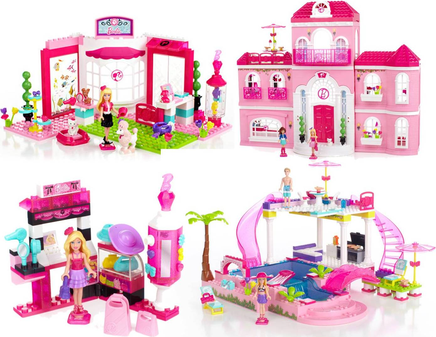Juegos De Barbie En La Piscina Barbie Toysmaniatic