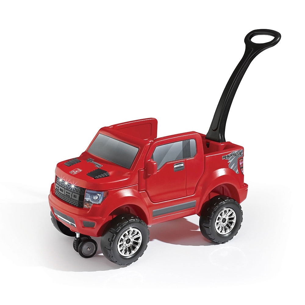 Babies R Us Pickering Buy Step2 2 In 1 Ford F 150 Svt Raptor Push Buggy Ride On Red For Cad 119 98 Toys R Us Canada