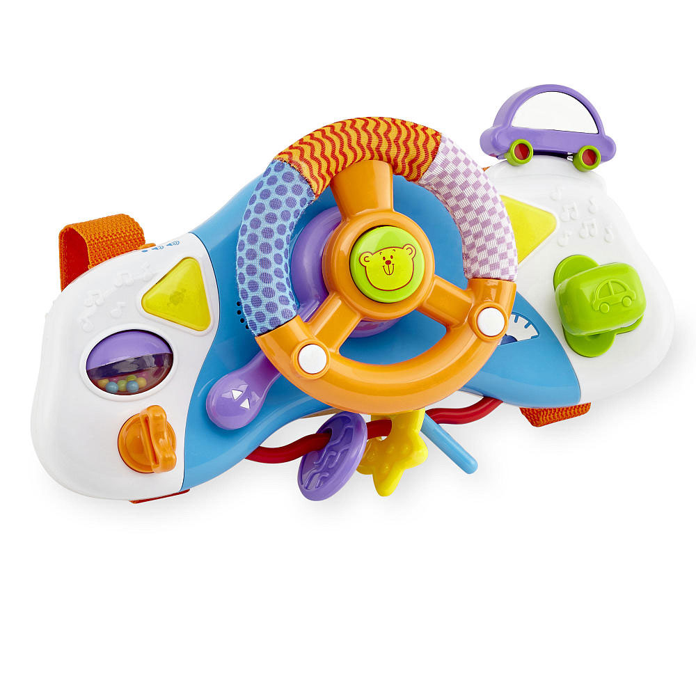 Babies Interactive Toys Buy Bruin My First Driver Interactive Infant Toy For Cad 13 98 Toys R Us Canada
