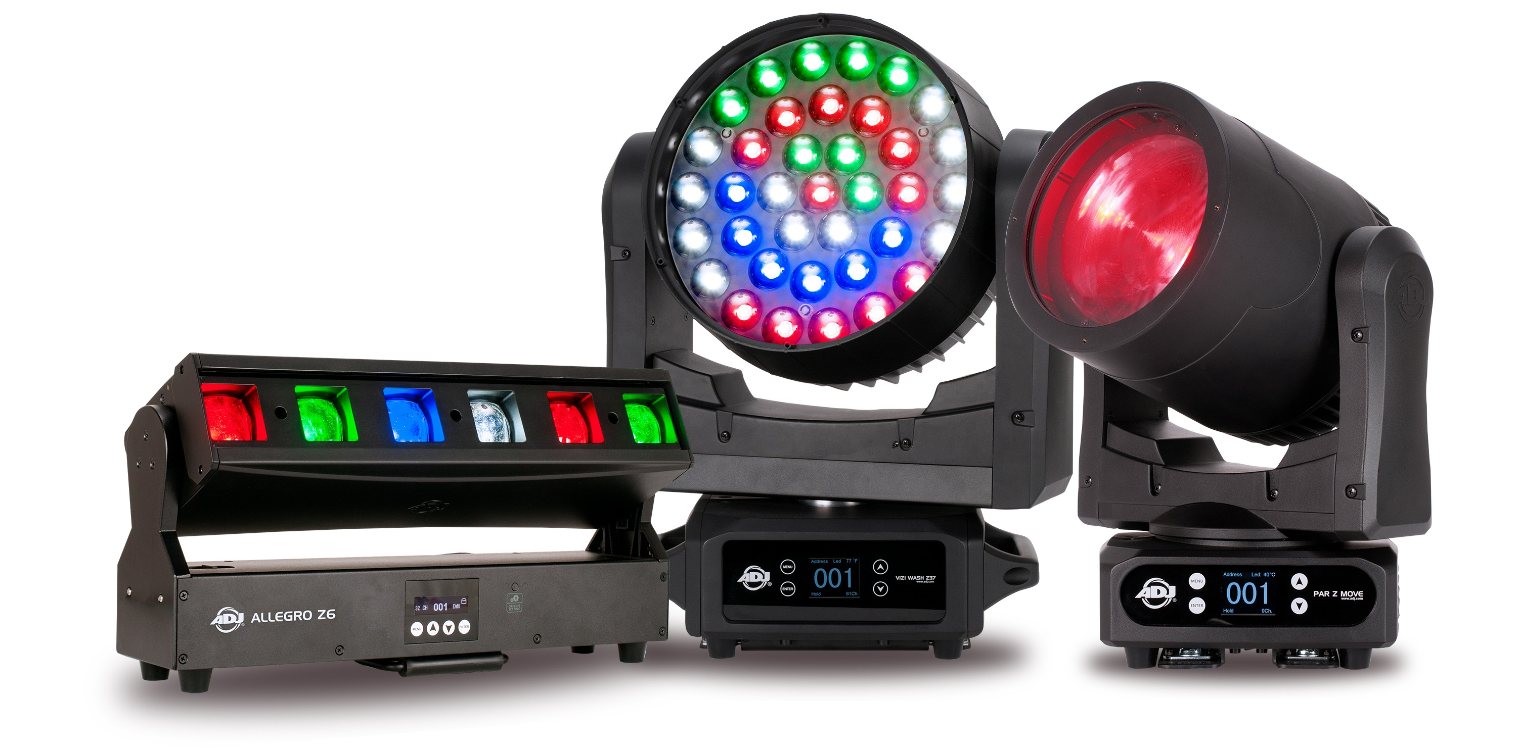 Prolight Led Adj Unveil Eight Brand New Products Ahead Of Prolight Sound Tpi