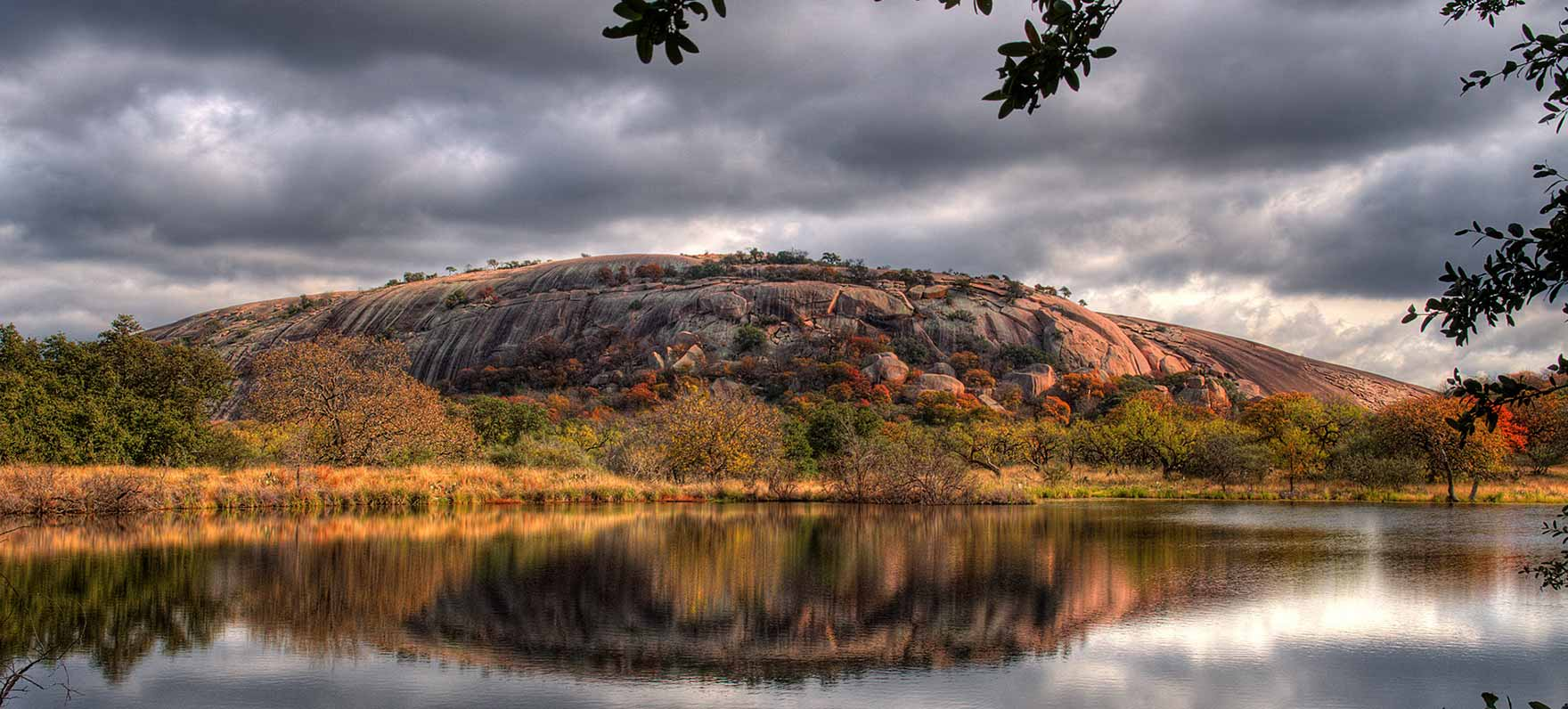 Legend Of The Fall Tour Wallpaper Enchanted Rock State Natural Area Texas Parks Amp Wildlife