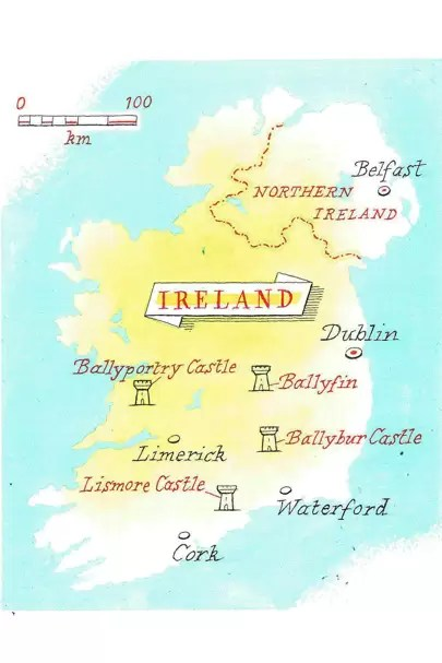 Best Irish castles to visit Where to stay in Ireland CN Traveller