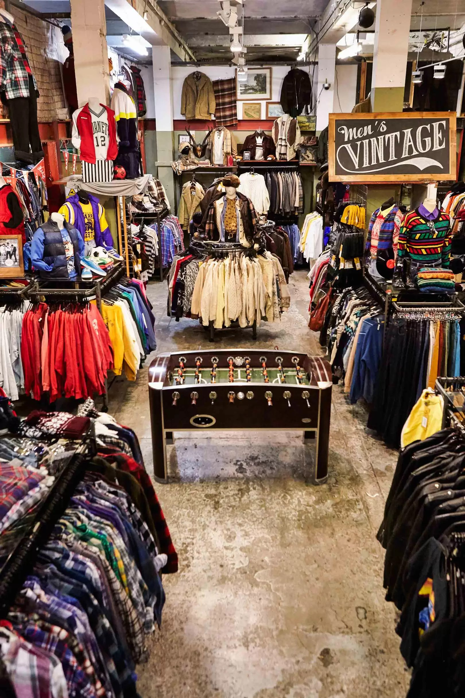 Vintage Fotos Best Vintage Shops In London | Cn Traveller
