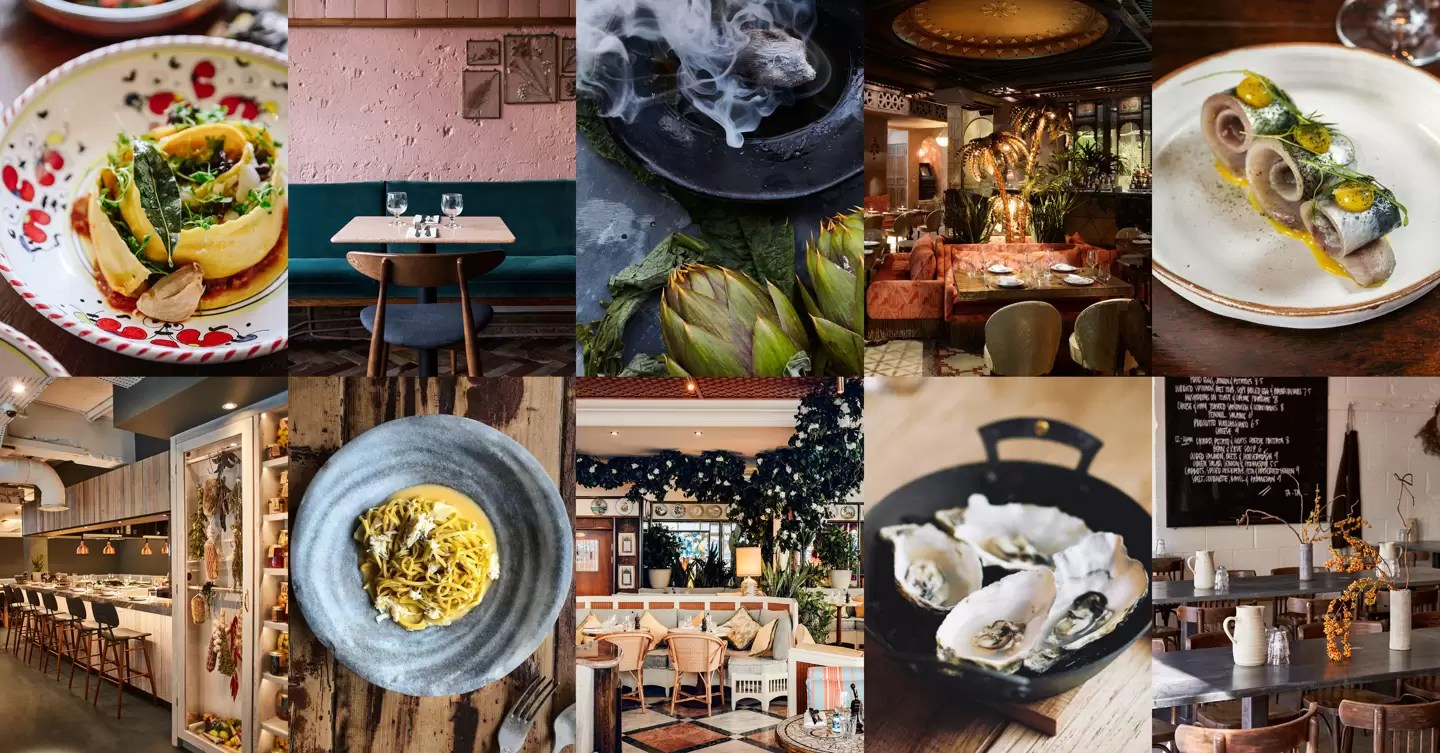 Cuisine Royale Brightness The Best Restaurants In London Right Now Cn Traveller