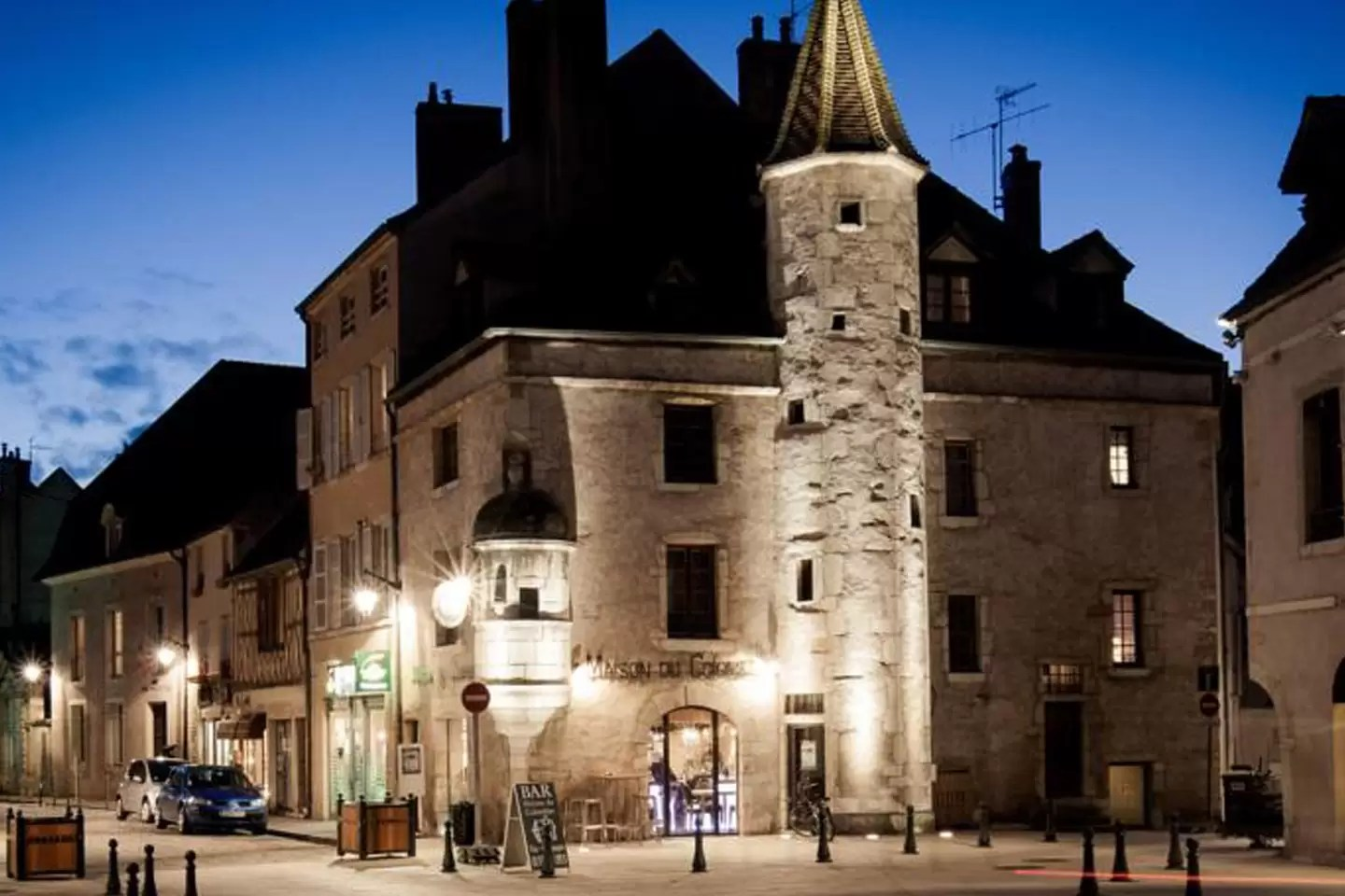 Inter Hotel Nantes Where To Stay In The Wine Regions Of France Cn Traveller