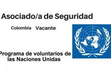 Vacante Asociado/a de Seguridad con Naciones Unidas