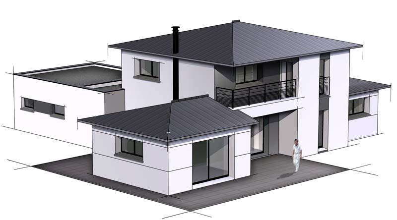 cr ations architecturales originales de nos bureaux d tudes. Black Bedroom Furniture Sets. Home Design Ideas
