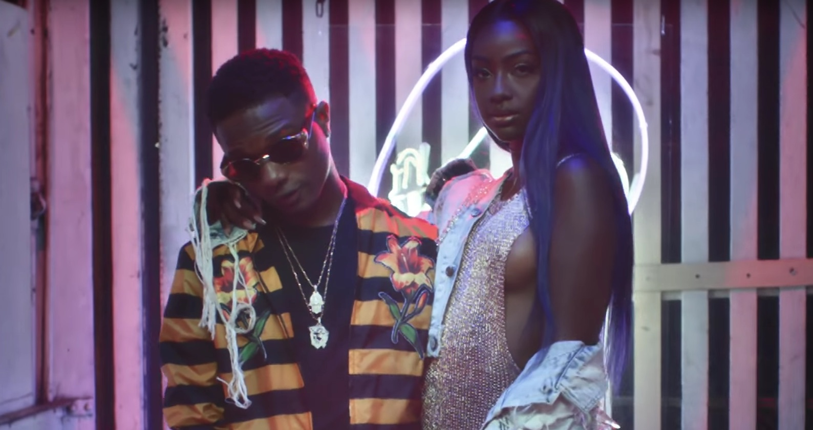 Wizkid Video Video Of The Day Justine Skye U Don T Know Ft Wizkid Trace