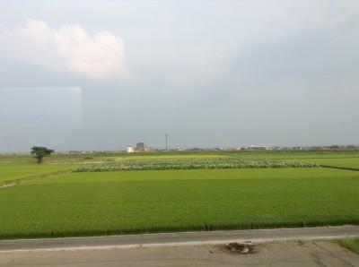 On the way from Hakata Station to Nagasaki @ Trachoo.com