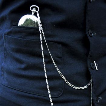 Pocket Watcha and Chain