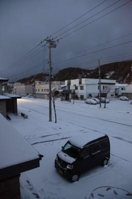 หิมะเริ่มตก พาเที่ยวชมเมือง Wakkanai เมืองเหนือสุดของประเทศญี่ปุ่น