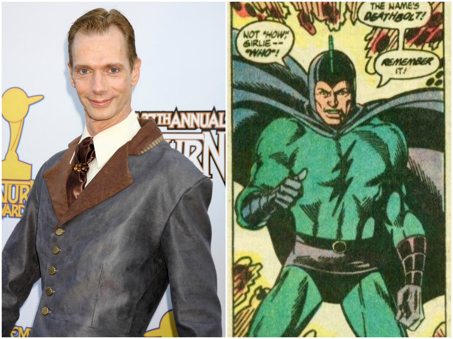 Serie Doug Doug Jones To Battle The Green Arrow As Dc Villain