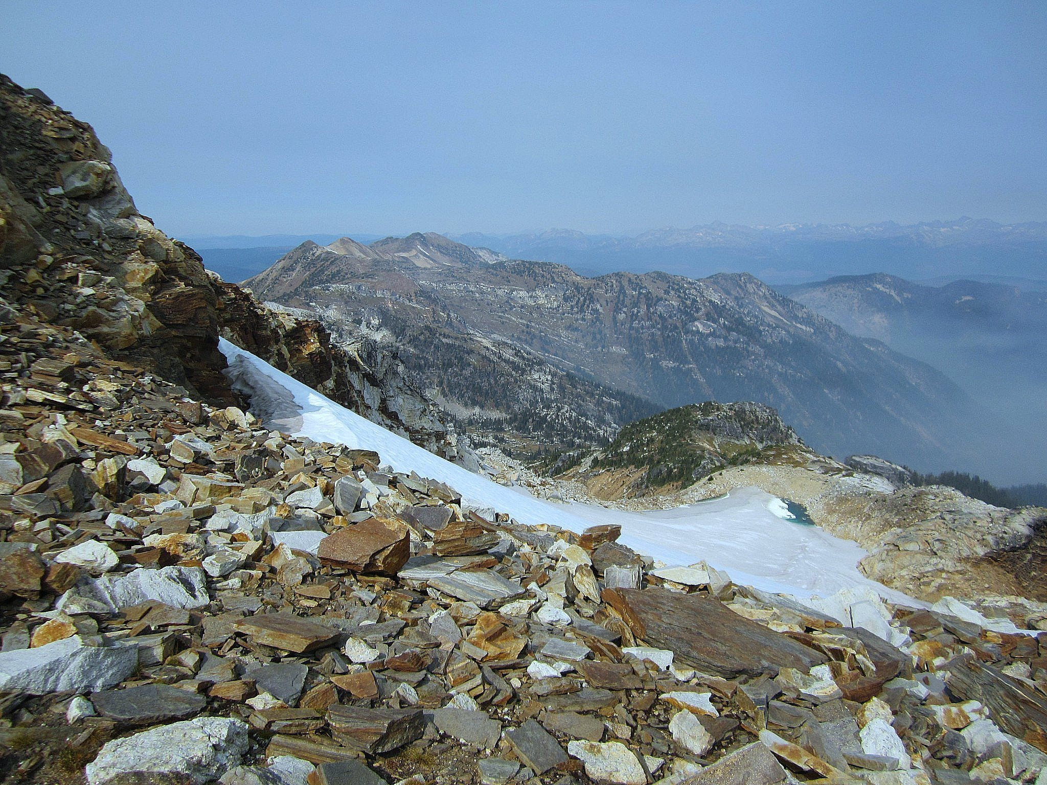 Mt Severide Alpine Hike in the Monashees