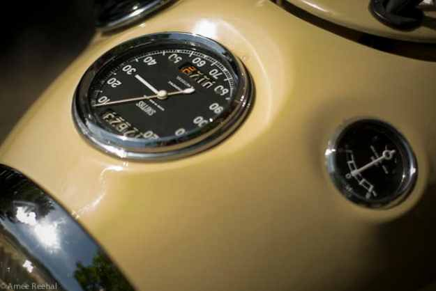 1956 Douglas Dragonfly gauges