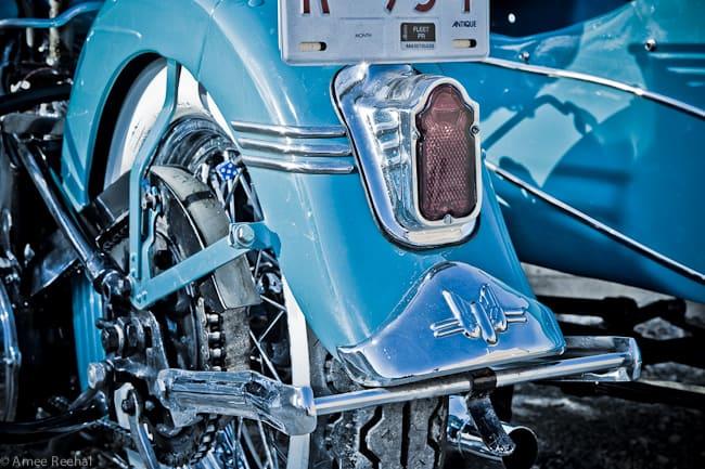 Harley-Davidson-Panhead-taillight