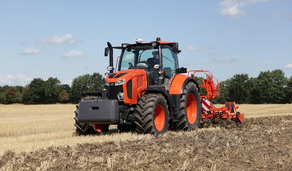 Kubota M9960 Tractor Specs