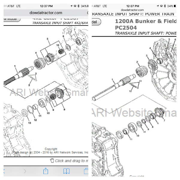 wiring diagram for john deere 1200a