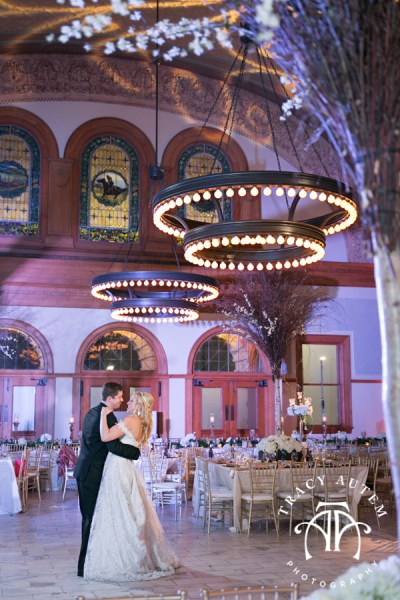 Abbey & Andrew – Wedding Reception at The Ashton Depot ...