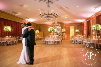 Leigh & Evan – Wedding Reception at Fort Worth Club ...