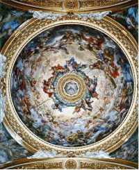 Church Ceiling Dome Mural project; Part 1 - Tracy Lee Stum