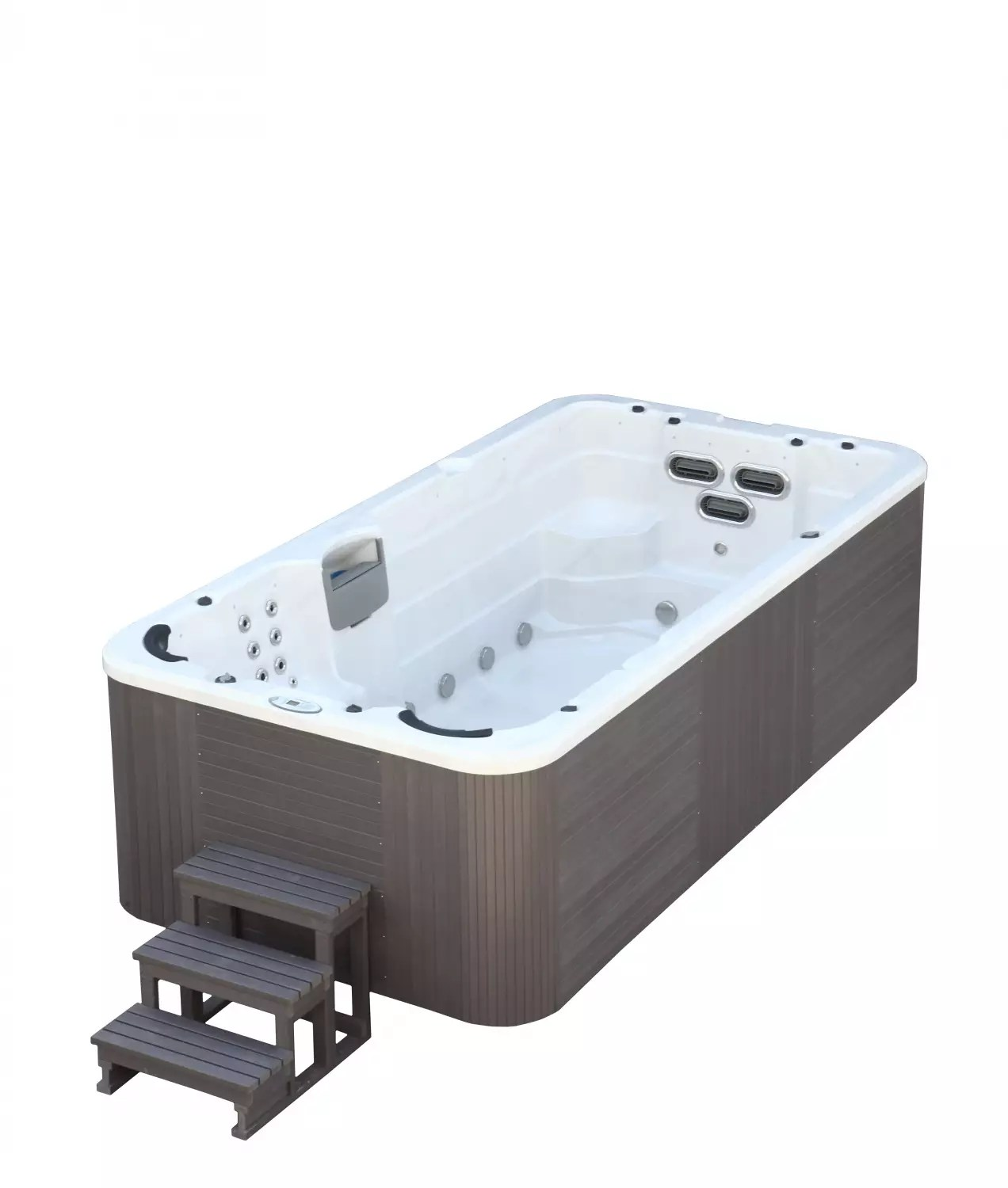 Whirlpool Outdoor Swim Spa Beta Swim Spa Für 8 Personen Kaufen Trade Line Partner
