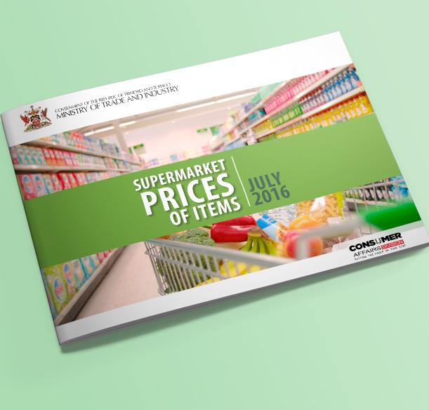 Supermarket Listing simpletext - supermarket listing